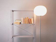 Flos Glo-Ball Floor Lamp by Jasper Morrison - Chaplins