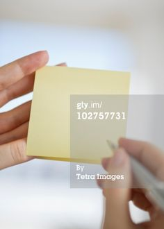 Hands Holding Notepad And Pen Royalty-free Image | Getty Images | 102757731