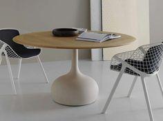 SAEN 1400 - SN2 Wooden table Saen Collection by Alias design Buratti Architetti