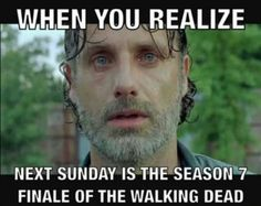 Not ready to wait 7 months for Season 8