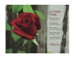 Send Away for a Free Luther Care Services 2014 Calendar