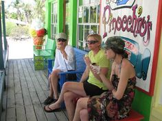 Pinocchio's Original Italian Ice Cream. Sanibel Island, FL