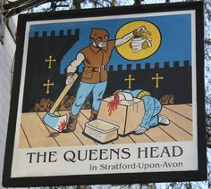 in stratford-upon-avon, warwickshire