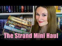 BookTube: Strand Bookstore Mini Book Haul - Super Space Chick Super Space Chick