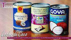 Leche de coco y dieta Dukan: cómo saber cuáles son aptas, cuál es la cantidad permitida, dónde se compra y para qué podemos usarla. Dukan Diet, Keto, Coconut Milk, Coffee Cans, Canning, Food, Gluten, Fitness, Evaporated Milk