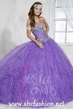 House of Wu Fiesta Gowns Quinceanera Dress Style 56262
