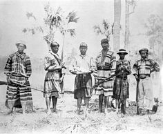 seminole hunting party 1915 by windonthewater, via Flickr