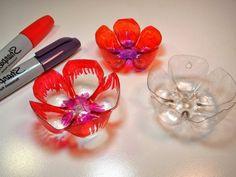 Le bricolage avec des bouteilles en plastique - utile et amusant