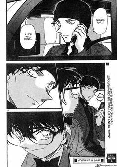 detective conan + shuichi akai = double silber bullet