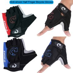 Cheap bicycle gloves, Buy Quality bike gloves directly from China half finger cycling gloves Suppliers: 1 Pair Half Finger Cycling Gloves Mens Women's Summer Sports Shockproof Bike Gloves MTB Mountain Road Bike Racing Bicycle Gloves Bike Gloves, Cycling Gloves, Half Gloves, Mountain Bike Accessories, Mtb, Bicycle Race, Bike Seat, Cycling Equipment, Sport Bikes