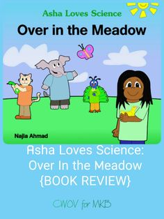 Multicultural STEM for Kids: Asha Loves Science {Book Review}