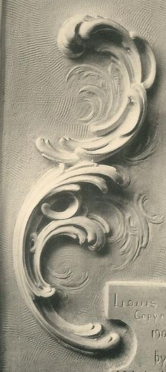 Acanthus-plate15-LouisXV-lg | Explore art+works (Steve Shriv… | Flickr - Photo Sharing!