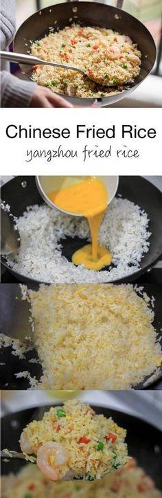 New Recipes, Cooking Recipes, Healthy Recipes, Recipes Dinner, Healthy Food, Recipies, Cooking Rice, Easy Chinese Food Recipes, Chinese Noodle Recipes