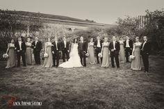 Wedding Party, Black Thumb Studio