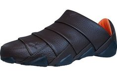 Puma Satori Mens Leather Slip on Sneakers / Shoes - Brown Pumas Shoes, Adidas Shoes, Men's Shoes, Shoe Boots, Mens Puma Shoes, Slip On Sneakers, Leather Sneakers, Slip On Shoes, Shoes Sneakers