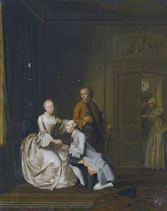 Aert Schouman (1710