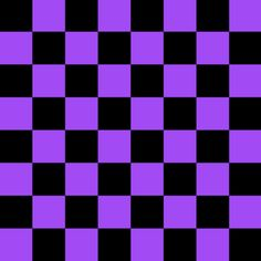 Checks Small Black Purple fabric by karwilbedesigns on Spoonflower - custom fabric Violet Aesthetic, Dark Purple Aesthetic, Lavender Aesthetic, Aesthetic Colors, Aesthetic Images, Aesthetic Art, Collage Mural, Bedroom Wall Collage, Photo Wall Collage