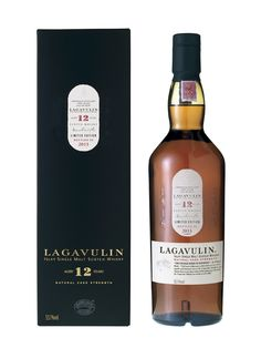LAGAVULIN 12 ans 13th Release Single Malt, Ecosse / Islay 70cl