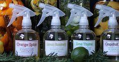 4 diy nápady s návodmi ako postupovať a vyrobiť si domáce čistiace prostriedky na čokoľvek. Prírodné, homemade, ekologické, octové, citrusové prostriedky