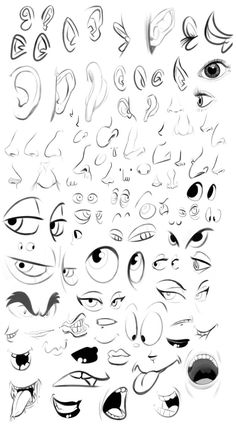 Married and basics caricature draw facial project technique breasts