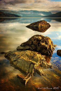 Katrine Rocks (2) by Karl Williams on 500px