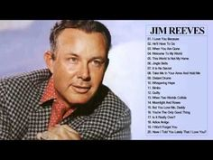 Jim Reeves Greatest Hits Jim Reeves Best Songs Full Album By Country Music - YouTube.