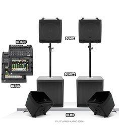 Mackie Unveils New DL/DLM Portable PA & My Fader App http://futuremusic.com/blog/2013/01/24/mackie-unveils-new-dldlm-portable-pa-my-fader-app/