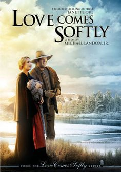 Love Comes Softly by Janette Oke was one of the first books to inspire me about being a stay at home mom when my kids were little. And it made a good movie, too.