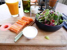 Un week-end à Bruxelles (mon cityguide) Brunch, Sashimi, Week End, Cheese, Ethnic Recipes, Lifestyle Blog, Wonderland, Road Trip, Food