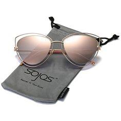 SojoS Women's Double Wire Double Rimmed UV400 Cat Eye Sun... https://www.amazon.com/dp/B01LX7QS8K/ref=cm_sw_r_pi_dp_x_aaDPybY8G4RF2