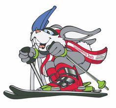 Hopsi - das Maskottchen der Schi-WM 2013 in Schladming stammt aus der Feder von Christian Seirer, Character Designer und Maskottchen Designer. Sonic The Hedgehog, Designer, Skiing, Anime, Fictional Characters, Art, Ski, Art Background, Anime Shows