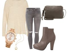 Daily class - Freizeitoutfit - stylefruits.de Neue Trends, Designs, Outfit, Fitness, Polyvore, Image, Fashion, Outfits, Moda