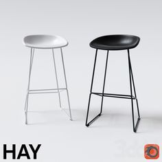 Hay About a Stool