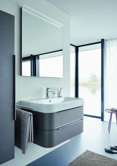Photographic Gallery X Large Duravit Bathrooms Pinterest Duravit Large bathroom furniture and Extra storage