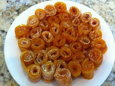 Apricot Leather -- TheArmenianKitchen.com -- Everything about Armenian food