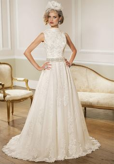 Ronald Joyce Bridal Gown - Ronald Joyce 67011 from Laboutiquedesbride.com