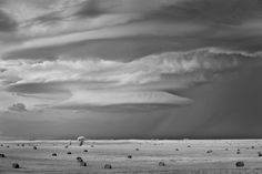 "CJWHO ™ (Storms by Mitch Dobrowner ""Landscapes are living...)"