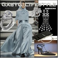 """GabyG on Sun, Feb 17th, Evening"" by gabyg on Polyvore"
