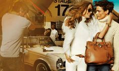 Michael Kors Goes Hollywood for Fall 2012 Ad Campaign.