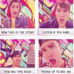 big time rush moving up to bel air - Google zoeken
