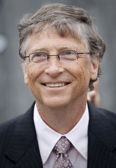 Bill Gates gives 95% of his wealth away and believes he does not pay enough taxes.  Brilliance and generosity - what a combination.
