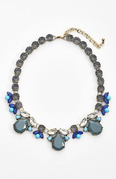 Robert Rose Stone Cluster Necklace available at #Nordstrom