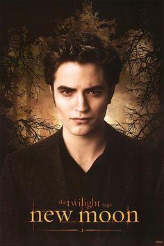Twilight  New Moon  Edward Cullen  Robert Pattinson