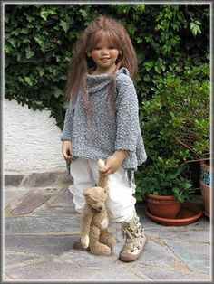 Divi, Himstedt dolls