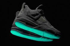 Release Reminder: KAWS x Air Jordan 4