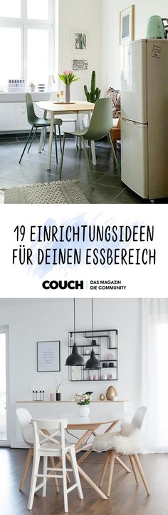 209 best Esszimmertische images on Pinterest Dining rooms - küchen wanduhren shop