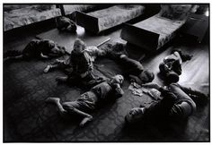 Paul Fusco :: Chernobyl Legacy: Novinsky Asylum, Minsk, Belarus, 1997.