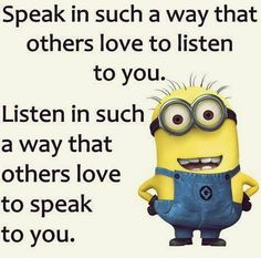 Facetious Minions images with quotes (01:22:37 PM, Tuesday 12, January 2016 PST) – 10 pics