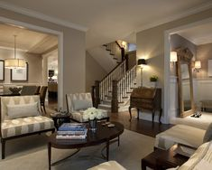 Living Room Neutral Design, Pictures, Remodel, Decor and Ideas