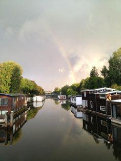 houseboats netherlands